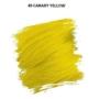 Kép 1/3 - Crazy Color Színezőkrém - 49 canary yellow - 100ml